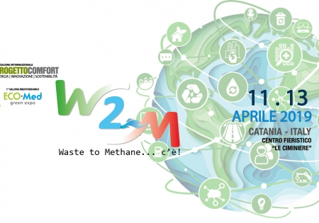 W2M a Green Expo Catania 2019